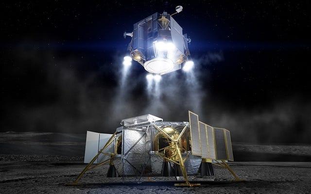 Boeing Mengungkap Usulan Lander untuk Misi Bulan NASA 2024