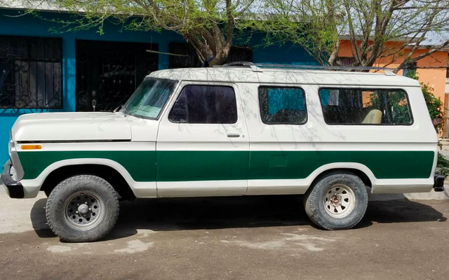 Le Ford B-100 du marché mexicain est le Ford F-150 à trois portes de vos rêves