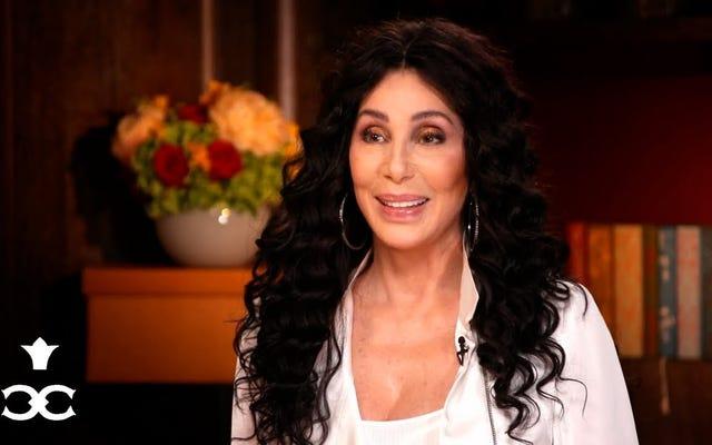 Cher Bize ABBA Kapaklarının Tam Bir Albümünü Veriyor