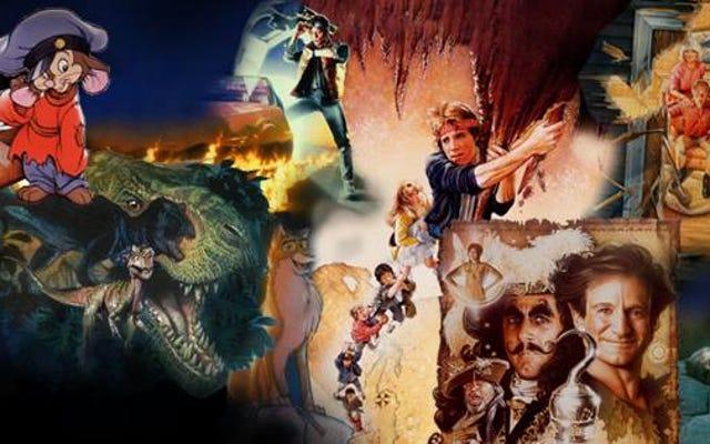 Ingatlah Hari Tua yang Baik Dengan Seni Indah Merayakan Film Amblin