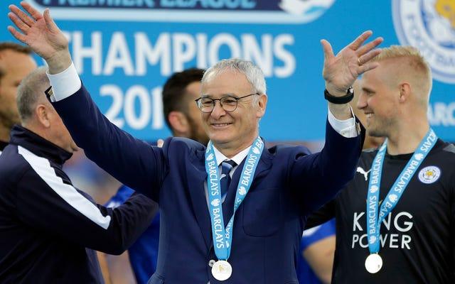 Claudio Ranieri, Ông nội bóng đá đáng yêu của mọi người, ở đây để cứu Fulham