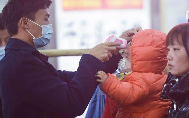 20 Juta di Lockdown Saat China Menghentikan Perjalanan Dari Tiga Kota Karena Virus Mematikan