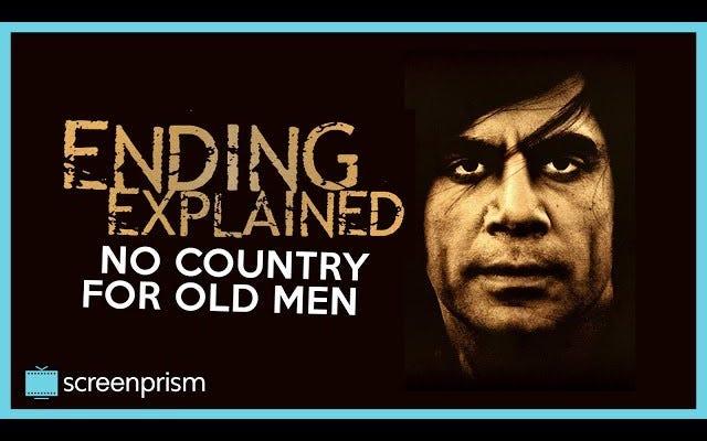 Lassen Sie uns das mysteriöse Ende von No Country For Old Men untersuchen