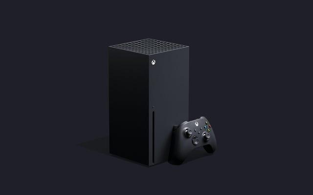 Microsoft wyjaśnia, dlaczego jego nowa konsola nazywa się Xbox Series X