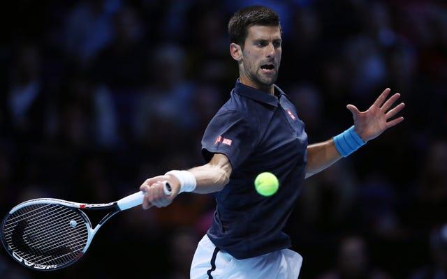 Novak Djokovic chia sẻ cách với huấn luyện viên Boris Becker