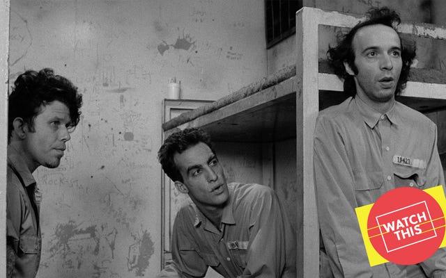 टॉम वेट्स और जॉन लुरी ने जिम जरमुस्च को अपने इंडी कूल को सही करने में मदद की