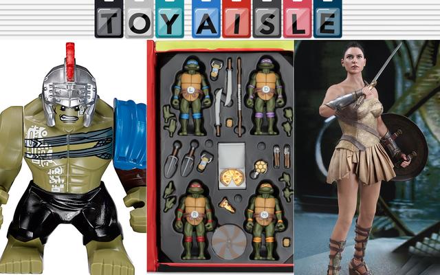 Set Kura-kura Ninja Teenage Mutant Paling Menakjubkan, dan Mainan Luar Biasa Minggu Ini
