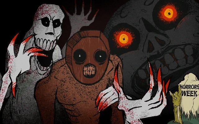 ฝันร้ายที่ไม่คาดคิด: ศัตรูที่น่ากลัวที่สุดในเกมที่ไม่น่ากลัว