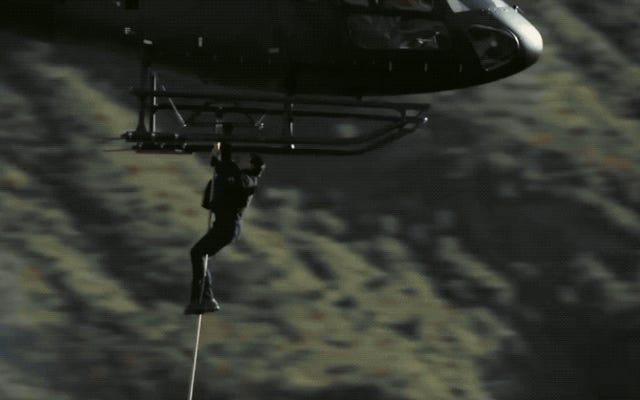 Mission Impossible 6チームは、トムクルーズが、途方もなく極端なアクションシーンの撮影中に死亡したと信じていました。