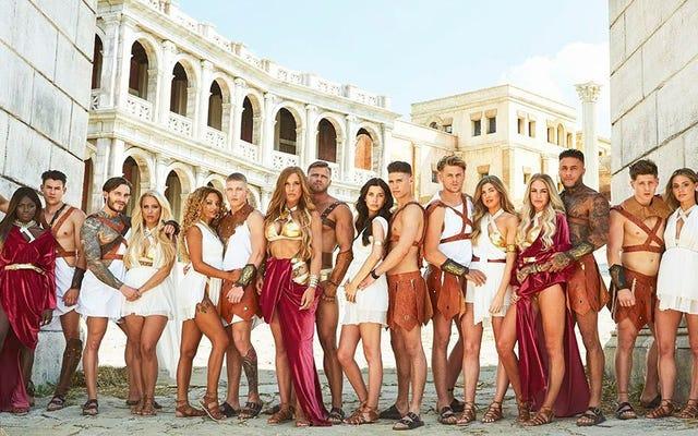 ブロマイゴッド、彼らはブロマンと呼ばれるリアリティテレビ番組を作っています、ブラザーはローマ人として生きています