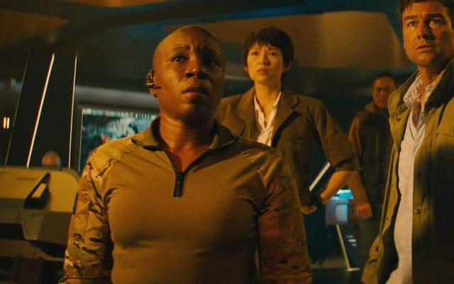 Talento campione d'incassi: Aisha Hinds è pronta per un impatto maggiore in Godzilla: King of the Monsters