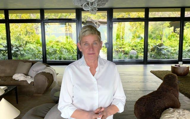 Ellen hào phóng trao mức sống trần cho nông nô của mình