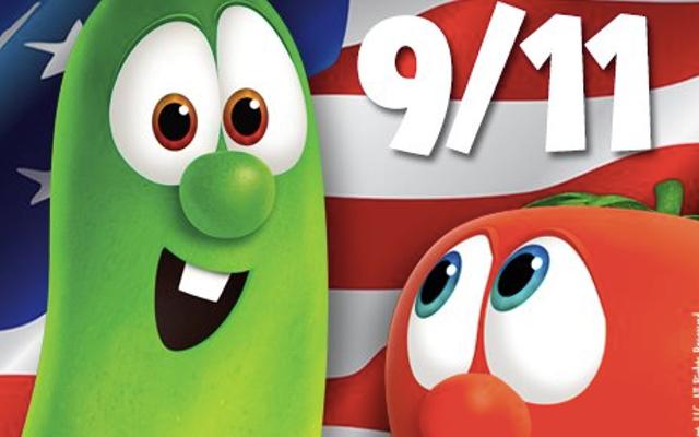 ほとんどのブランドは今年9/11に出場しましたが、VeggieTalesとSmashMouthは決して忘れません