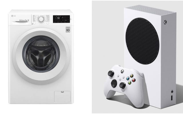 Internet phản ứng với Xbox Series S