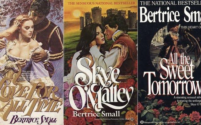 อำลานักเขียนนวนิยายแนวโรแมนติกผู้บุกเบิก Bertrice Small