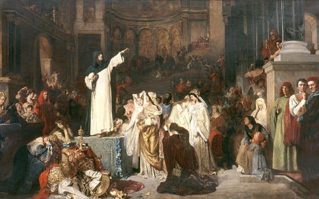 8 kurzlebige religiöse Manien, bei denen wir Glück haben, sind nicht geblieben