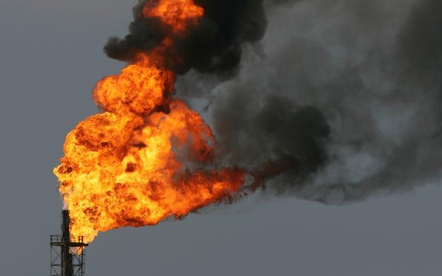化石燃料産業は人種差別主義者です