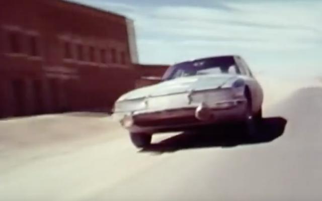 Quando la Citroën SM conquistò il deserto