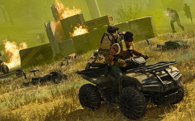 Call of Duty: le nouveau mode formidable de Warzone est déjà terminé