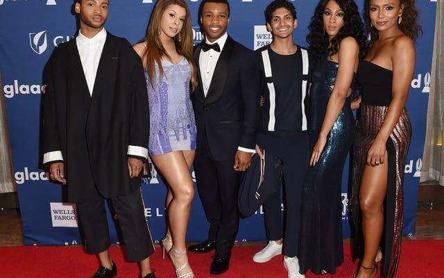 GLAAD et magnifique: les invités étaient fiers du tapis rouge des GLAAD Awards
