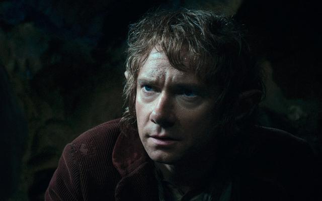 シャーロックはマーティン・フリーマンをホビット思いがけない冒険のビルボとしての役割をほとんど失った