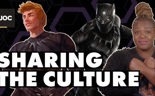 Juri Karakter: Belajar Berbagi Budaya Saat Black Panther Melampaui Komunitas Kulit Hitam