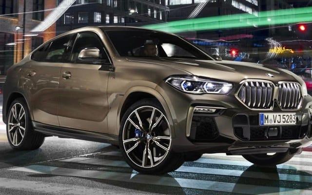 İşte Görmeniz Gerekmeden 2020 BMW X6