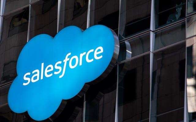 """Salesforce dit que la journée de travail 9-5 est «morte»; Le travail est bien plus que des """"tables de ping-pong et des collations"""""""