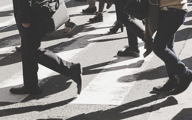 アメリカで最も歩きやすい都市はまだ来ていない