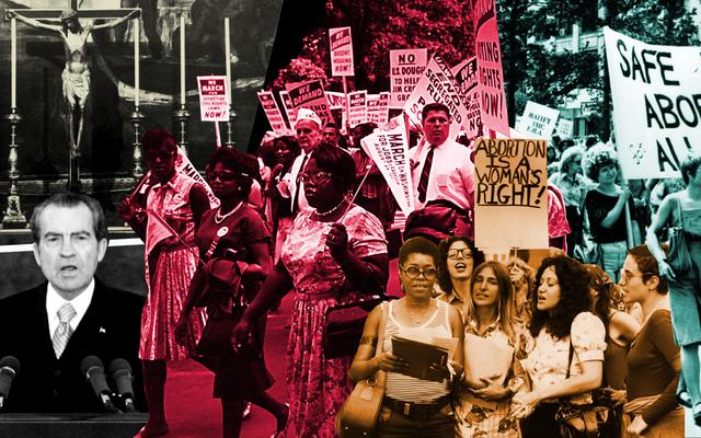 カトリックの中絶反対運動と人種差別の間の深い結びつき