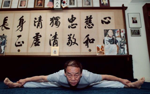 Bậc thầy võ thuật Jhoon Rhee, Người đã dạy cho Lý Tiểu Long đá và cho Muhammad Ali một cú đấm mới, đã chết