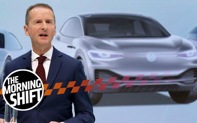 Le nouveau patron de Volkswagen est là pour bouleverser les marques