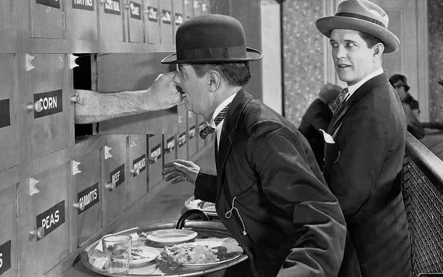 ¿Es el Automat el restaurante perfecto de la era COVID?