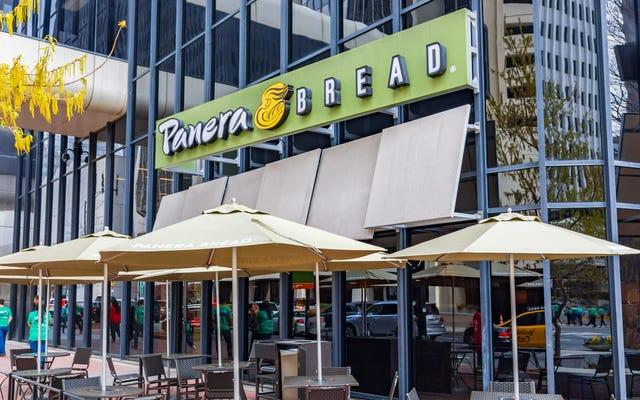 พนักงานเผย Panera Bread เป็นร้านอาหารธรรมดา