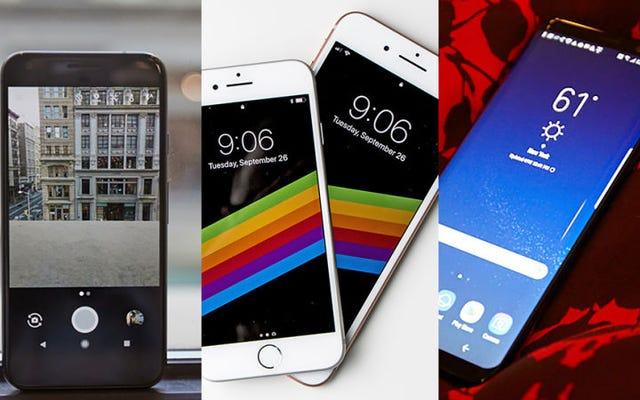 Quelle assurance devriez-vous acheter pour un smartphone?