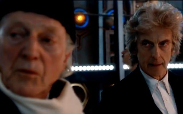 クリスマススペシャルのドクター・フーがタイムロードを2倍にする