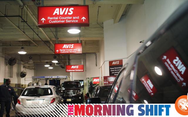 Il business delle auto a noleggio è tornato
