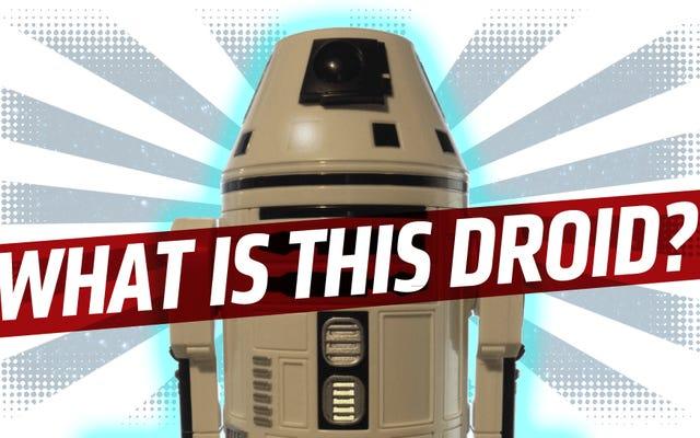 Tentang Droid Misteri Di Star Wars: The Force Awakens