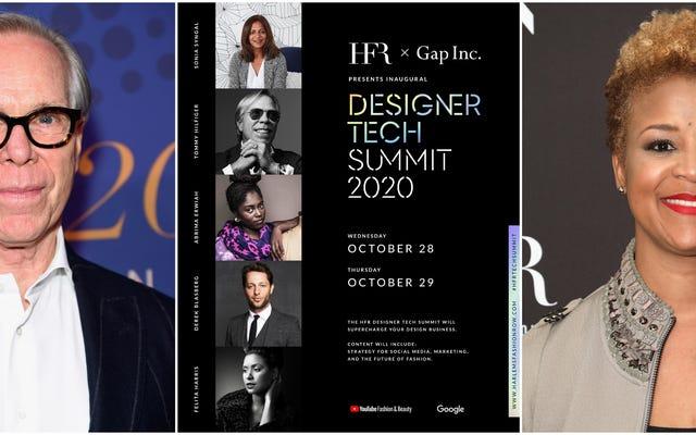 Tommy Hilfiger se joint au premier sommet technologique des designers de Harlem