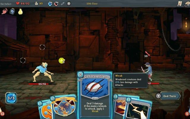Slay the Spireは、他のすべてのゲームと同様に、切り替えに最適です