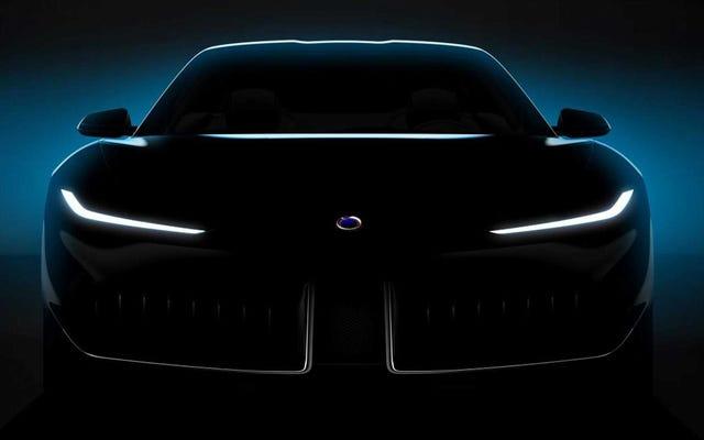 Karma Automotive continua a provare con una nuova elettrica progettata da Pininfarina