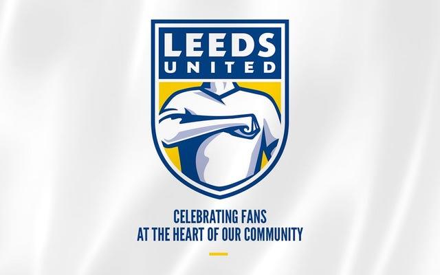 Leeds United admet que l'écusson laid et vaguement fasciste n'a peut-être pas été la meilleure idée