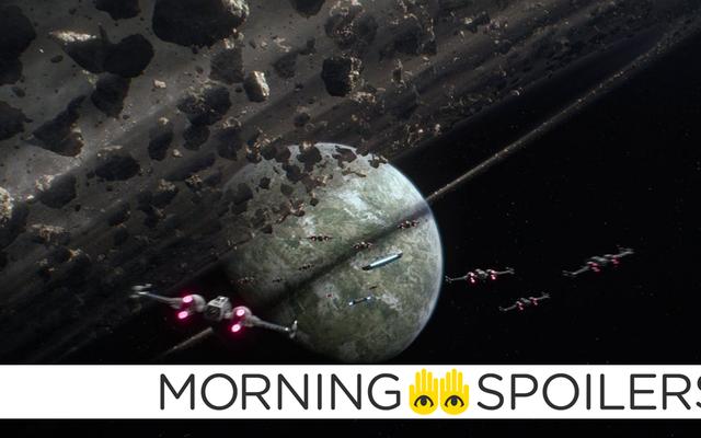 Еще больше слухов о планетах, которые мы увидим в фильме Хана Соло