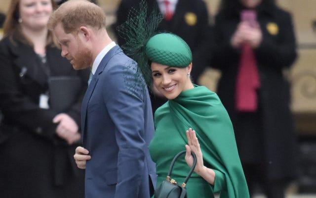 Au revoir, les haineux! Meghan et Harry remboursent la dette de rénovation de leur maison au Royaume-Uni, donnant à leurs détracteurs une emprise de moins