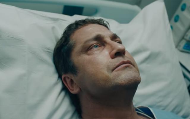 Gerard Butler, l'orribile star dall'accento americano di Gerard Butler nel trailer di Angel Has Fallen
