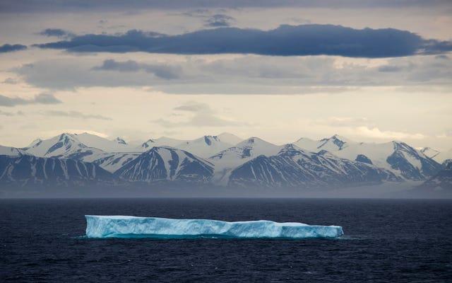 Винить свой старый кондиционер в таянии Арктики