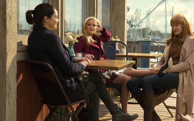 ビッグ・リトル・ライズは完璧に締めくくられましたが、HBOはとにかく別のシーズンを望んでいます
