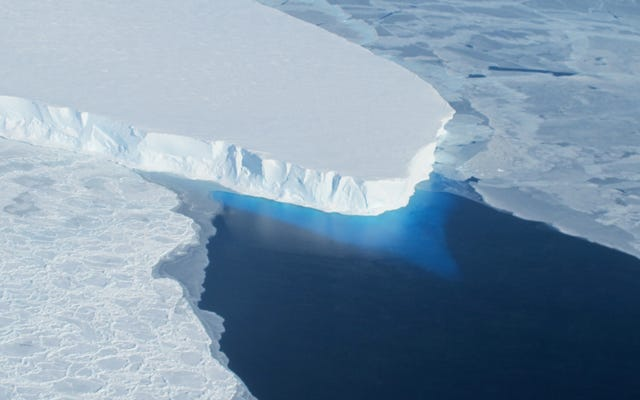 İklim Değişikliği Deniz Tabanının Batmasına Neden Oluyor