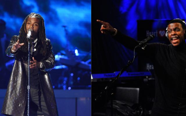 Jacquees 'R&B Kralı' Turunu Keith Sweat'e Yaptı ve Tahmin Et Kim Bunun İçin Buradaydı? Kimse.