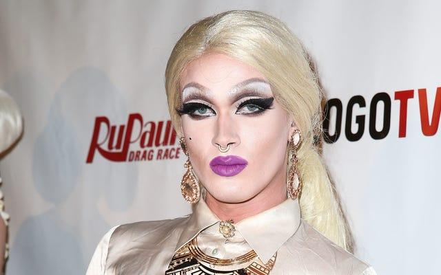 Pearl afferma di essere stata bandita dalla Drag Race di RuPaul: All Stars in Retribution per commenti all'intervista